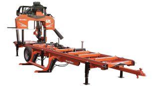 LX450 Twin Rail Sawmill