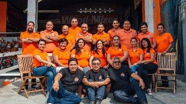 Distribuidor Wood-Mizer México: MAHEXA Forestal